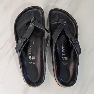 Birkenstock Tatami black sandals